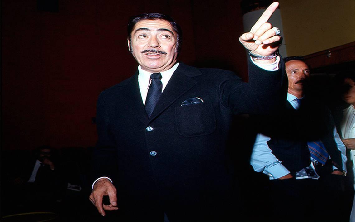 Luis Aguilar: A cien años del natalicio de un grande del cine mexicano - El Sol de México