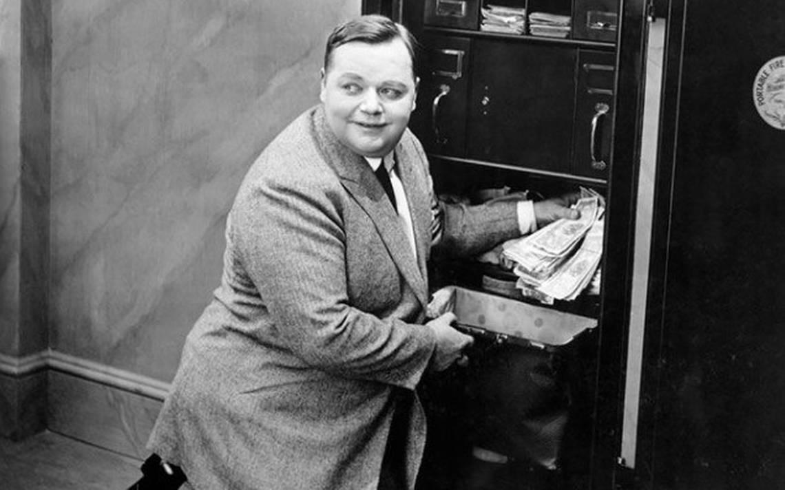 Roscoe 'Fatty' Arbuckle en 'Brewster's Millions' (.jpg