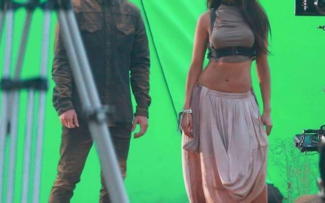 Graban video Eiza González y Justin Timberlake