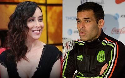 Sigue El Pleito Para Rafa Márquez Adriana Lavat Clama Por Más Dinero Noticias Deportes Gossip Columnas El Sol De México