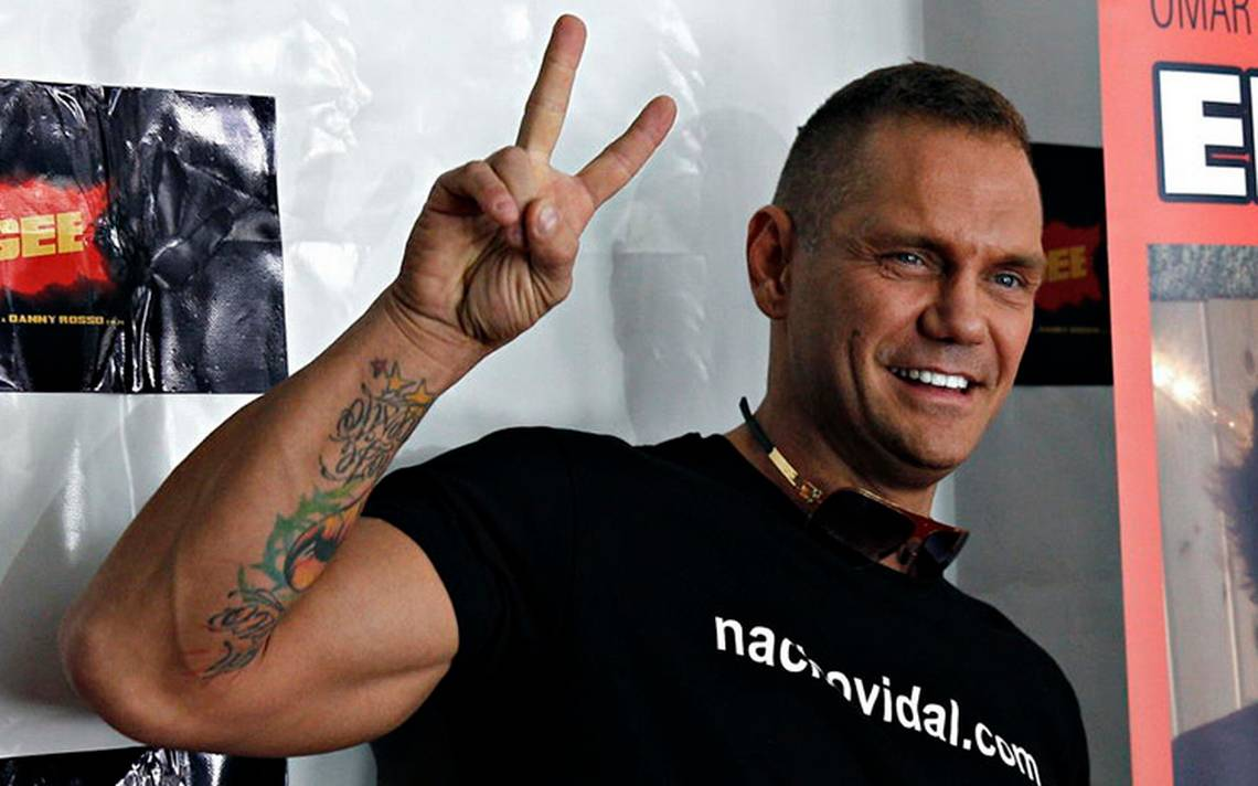 Actor Porno En Parlamento detienen al actor porno nacho vidal por homicidio durante