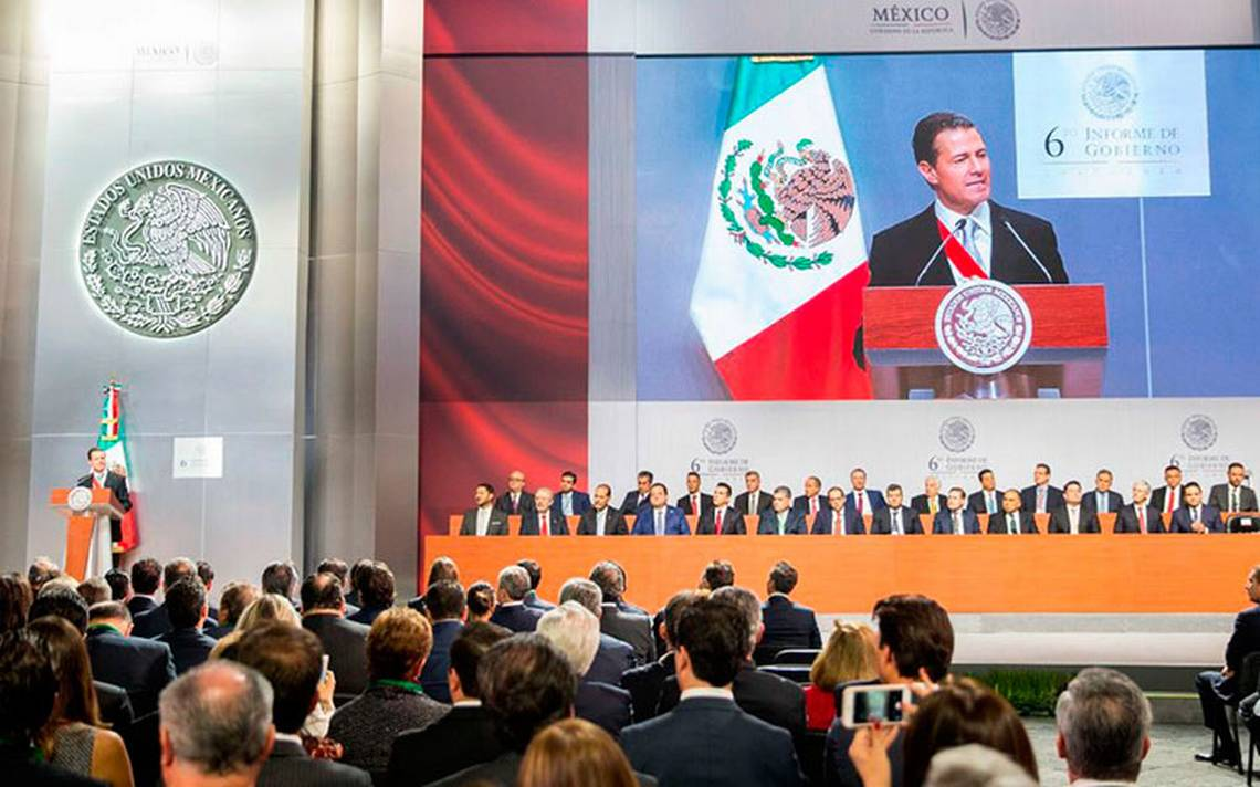 9e30d915c840 Peña Nieto resalta Pacto por México y reformas en Sexto Informe de Gobierno  - El Heraldo de Chihuahua