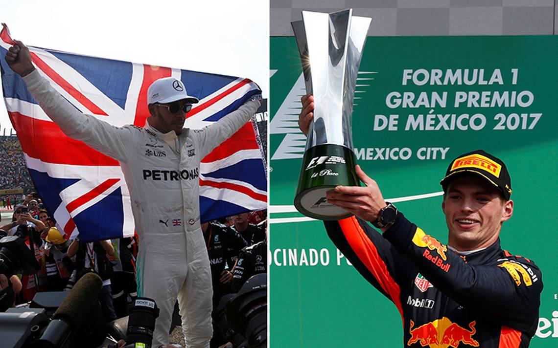 Verstappen se lleva la victoria y Hamilton logra su cuarto título mundial