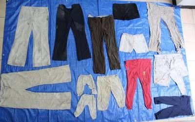 Publican desgarradoras fotografías de prendas encontradas en fosas de  Veracruz - El Sol de Puebla 7a7e5e727331f