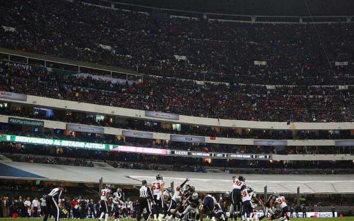 Por Malas Condiciones En El Azteca Nfl Cancela El Monday Night