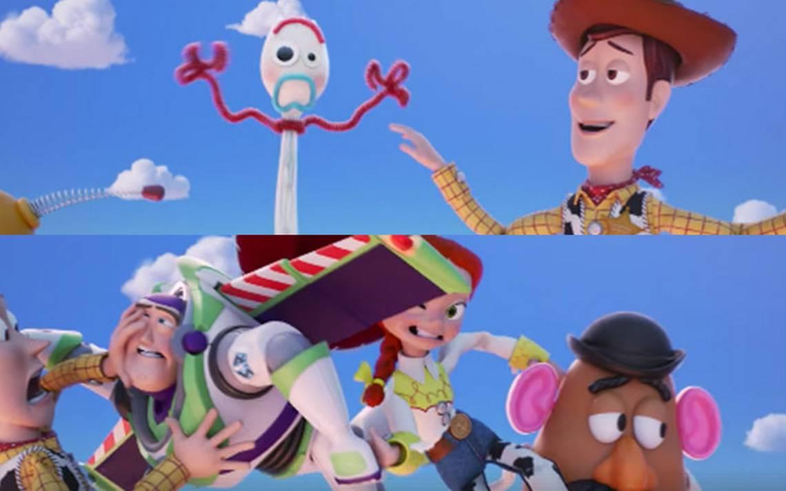 La nostalgia regresa! Aquí el primer tráiler de Toy Story 4 - El Sol ... 8c84a2e8d8a