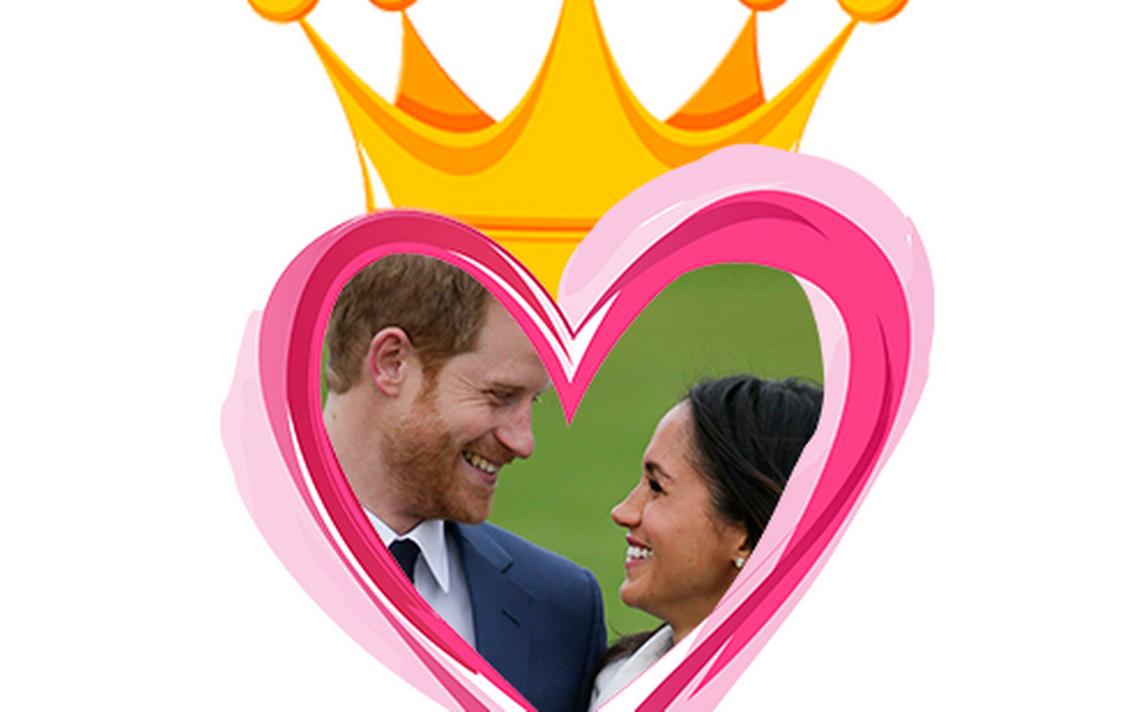 Todo listo en Windsor para la boda real del príncipe Harry y Meghan ...