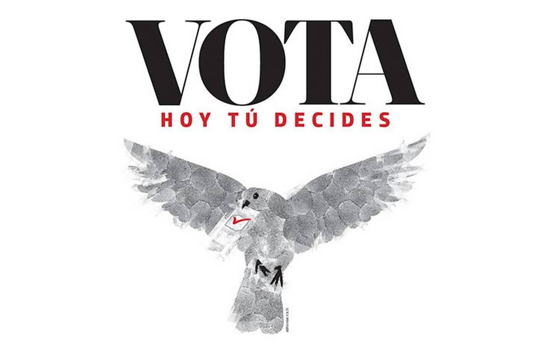 vota  hoy t u00fa decides