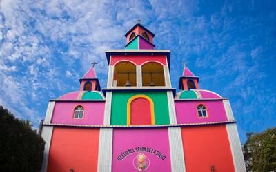 El Increible Castillo Sanador Y Surrealista De San Luis Potosi El Sol De Mexico