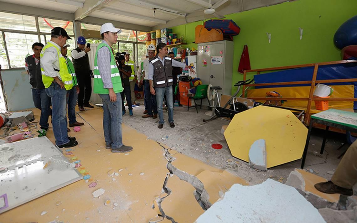 Así será el proceso de reanudación de clases tras el sismo - El Sol ...