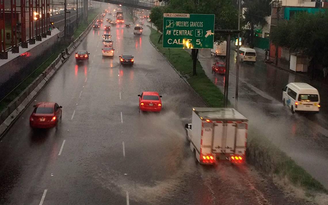 Lluvia intensa inunda 315 viviendas en Cuautitlán Izcalli y Tlalnepantla