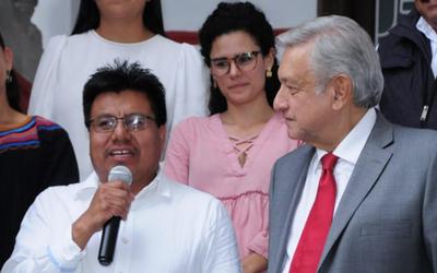 Indígenas ocupantes del INPI instan a su titular a emprender el diálogo