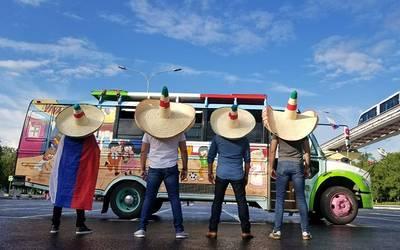 ¡Ya nos llegó La Bendición! termina su travesía mundialista en Rusia - El  Sol de México bc2a1a6b4fc