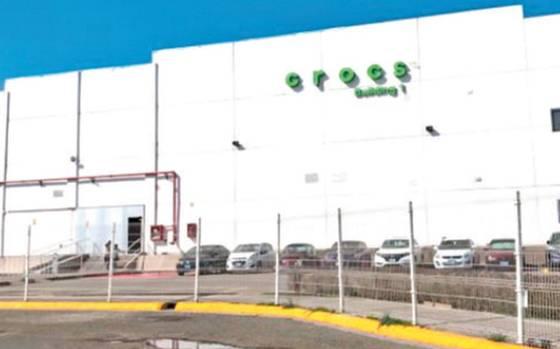 998a3050 La planta de Crocs en León, Guanajuato, donde laboraban 700 trabajadores /  Foto: Cortesía