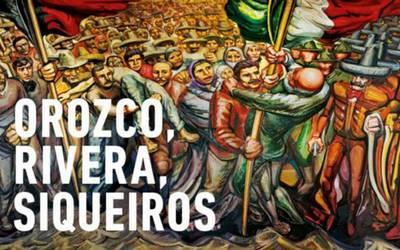 Tres Grandes Muralistas Mexicanos Visitan Europa El Sol De Mexico