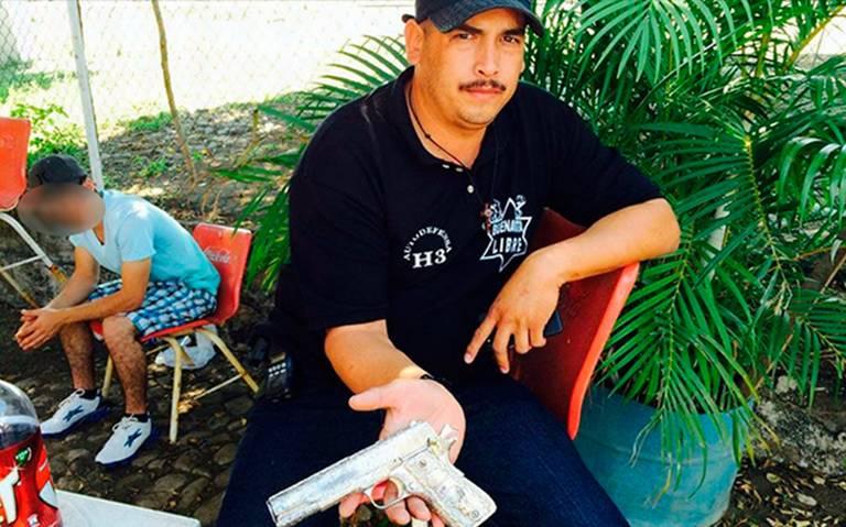 """Procuraduría de Colima niega muerte de """"Simón el Americano"""" El-americano"""