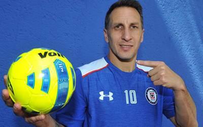 e4037bd049a51 ¿Pachuca o Cruz Azul  A Chaco Giménez le gustaría retirarse en este club -  El Sol de México