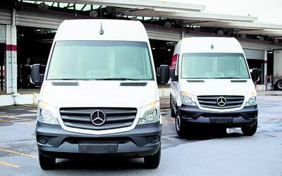 Mensajería En Minutos Gracias A Mercedes Benz El Sol De México