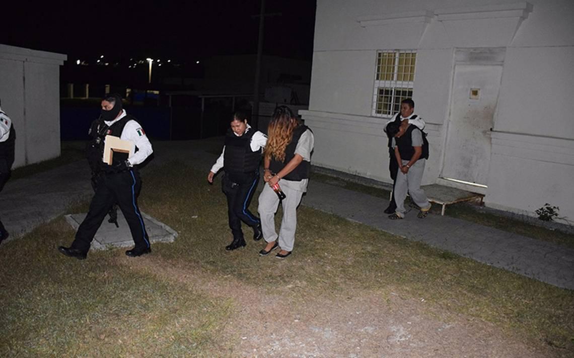 e41879a1f Matrimonio fue trasladado al penal de Altamira acusado de homicidio - El Sol  de México