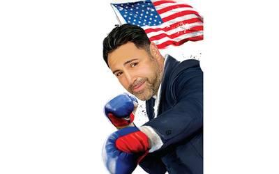 ca42629c5d67 Óscar de la Hoya se sube al ring político  Quiero ser presidente de EU - El  Sol de México