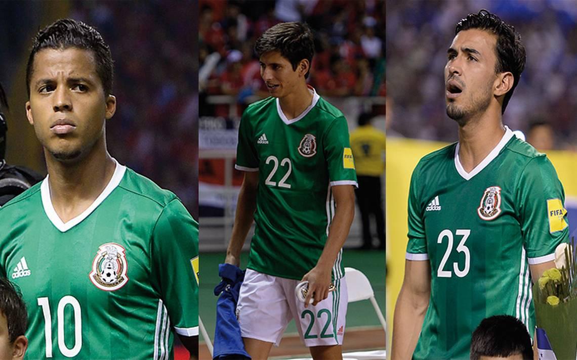 Juan Carlos Osorio por definir su lista de 23 jugadores que irán a Rusia - El  Sol de México 219b2bb640d78