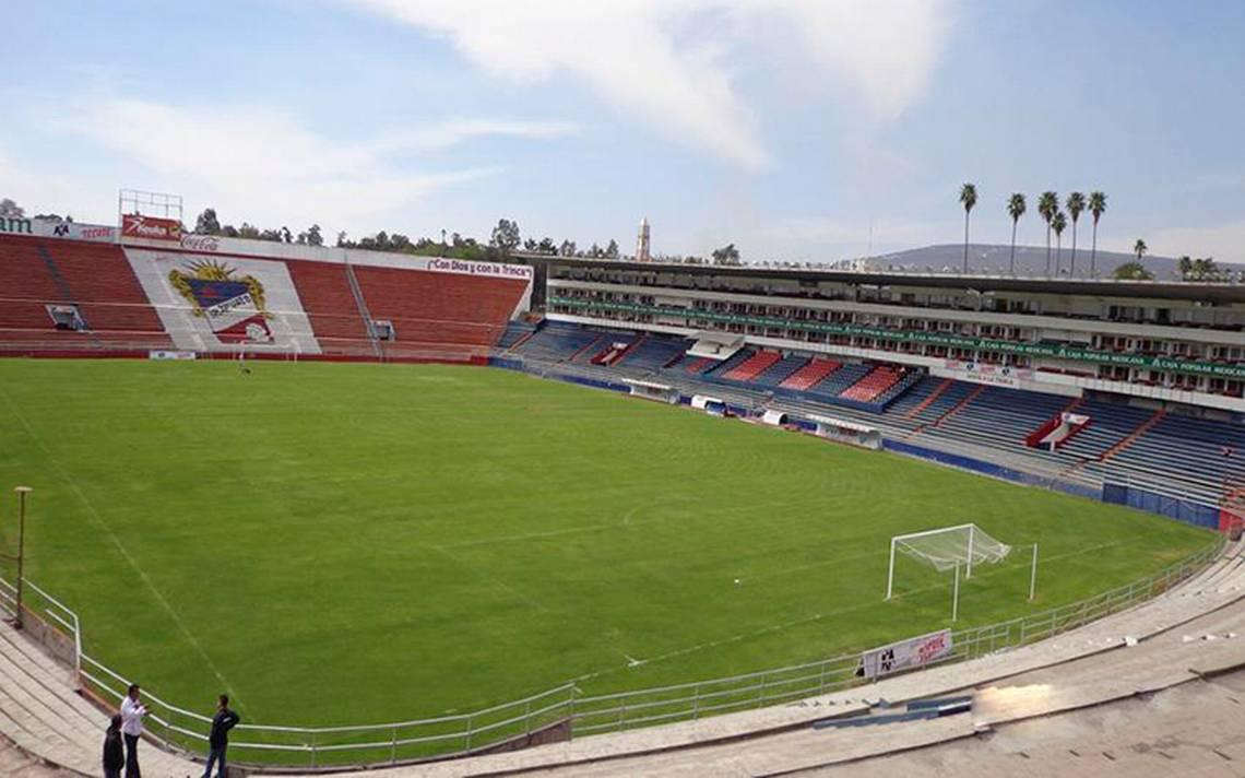 León podría jugar en Irapuato ante América en el estadio Sergio León Chávez