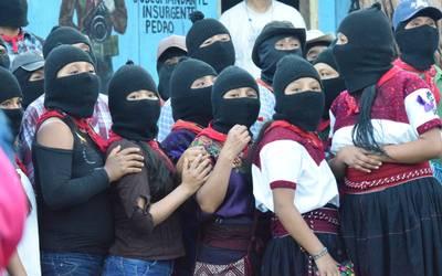 No veo a los zapatistas como adversarios, menos como enemigos: López Obrador
