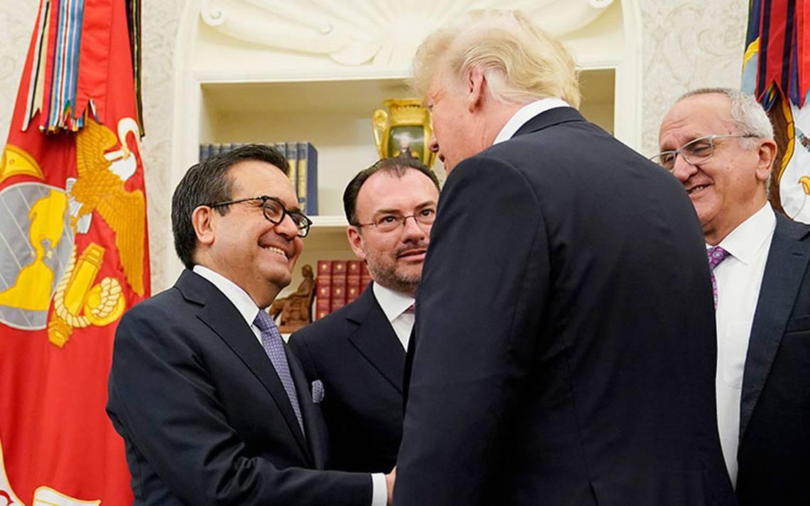 Viable tratado bilateral con Estados Unidos, asegura el CCE - El Sol ...