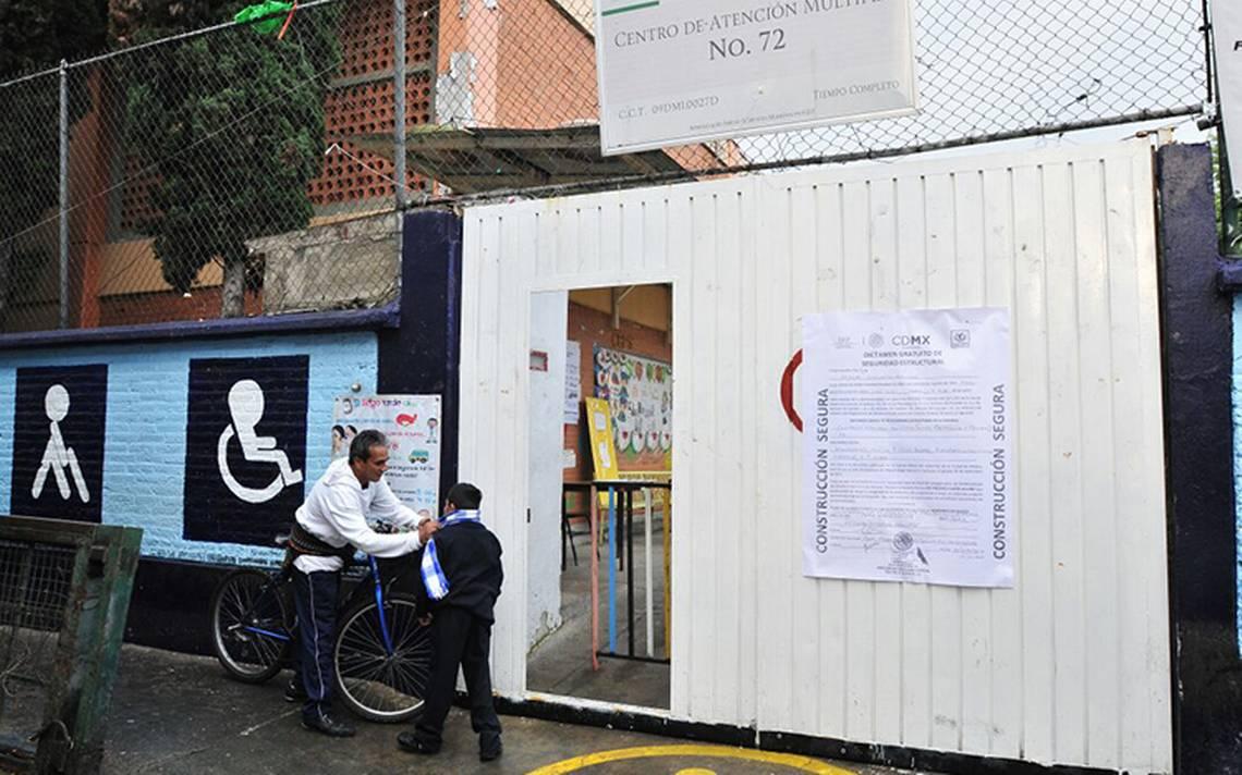 Tras el sismo, ¿qué escuelas reanudan clases mañana? - El Sol de México