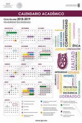 Calendario Politecnico.Consulta Aqui El Calendario Escolar Del Ipn 2018 2019 El