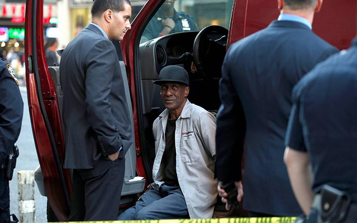 3 heridos por embestida de vehículo en Manhattan; descartan ataque