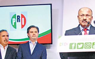 e9dbc24b3f Sectores del PRI reclaman ajustes para relanzar campaña