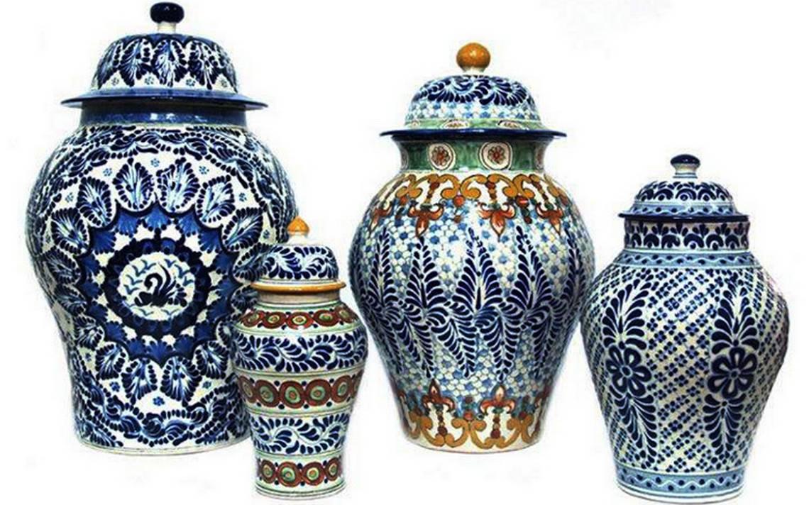 Espa a y m xico proponen que la cer mica de talavera sea for Ceramica talavera madrid