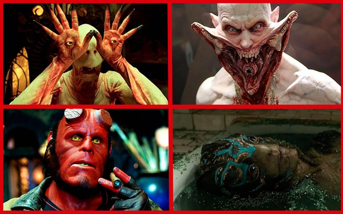 Conoce Los Fantasticos Monstruos Que Ha Creado Guillermo Del Toro