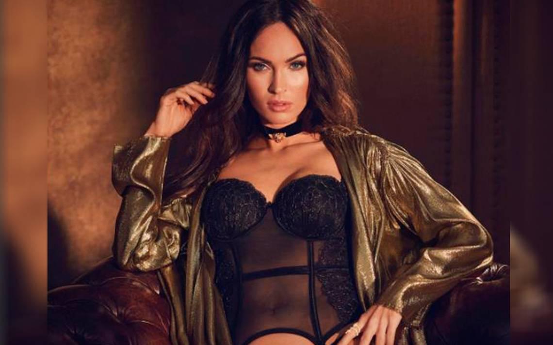 Video  ¡Se incendian las redes! Megan Fox muestra su lado sexy en ... ea48376e0126