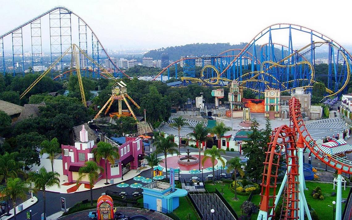 Estas Son Las Nuevas Atracciones Que Six Flags Tendra En 2019 El
