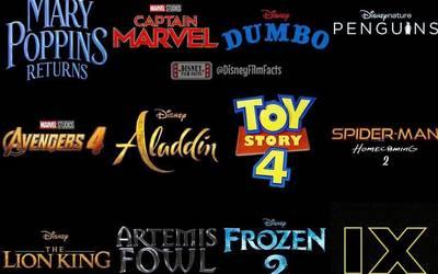 Estos Son Los 12 Estrenos Que Disney Tiene Preparados Para Este 2019