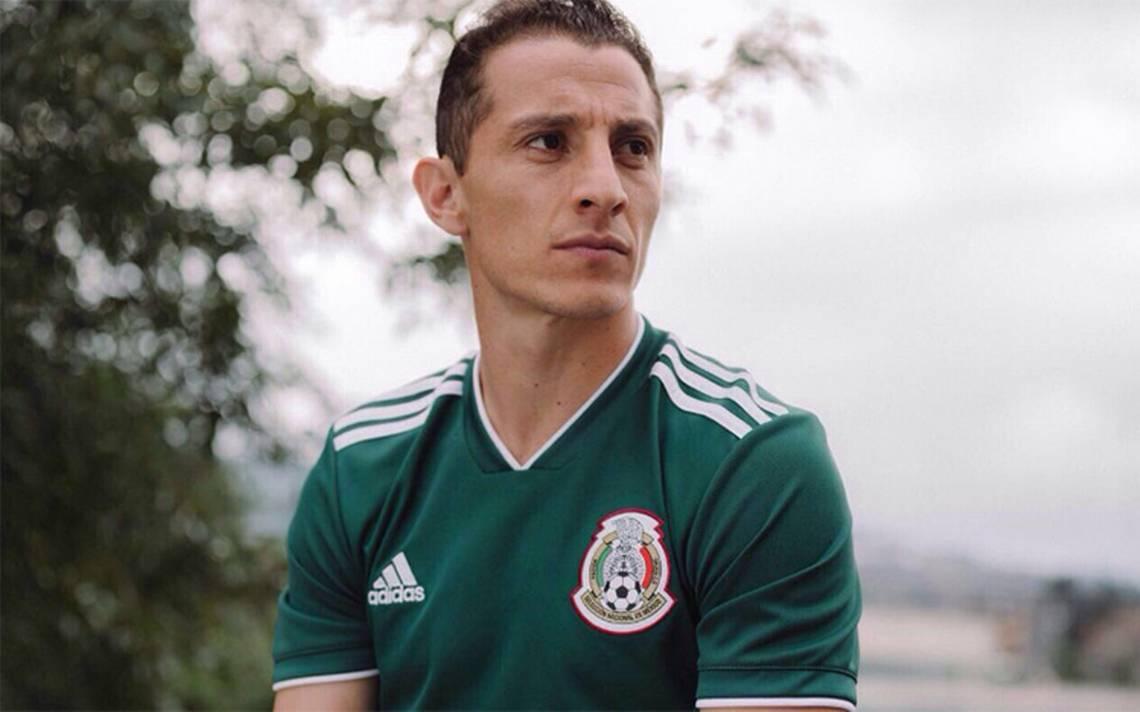 Así se fabricó la playera de la Selección Mexicana para Rusia 2018 - El Sol  de Cuautla 941e08648f5ed