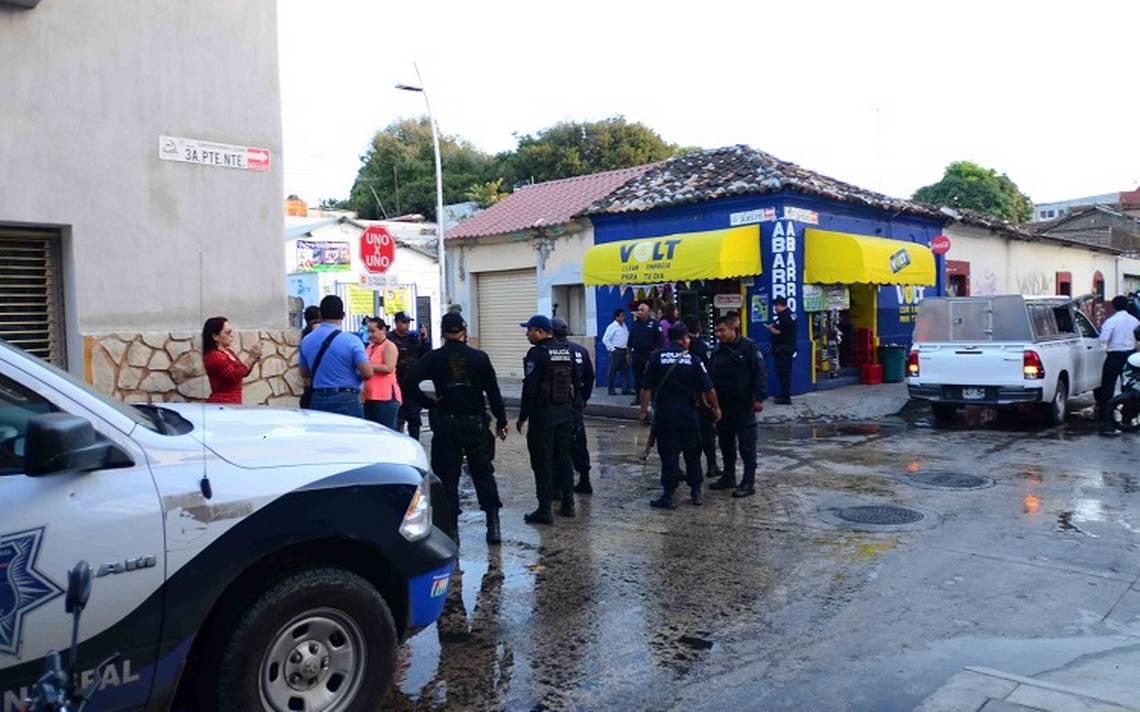 Asesinan a edil de Chiapas durante asalto