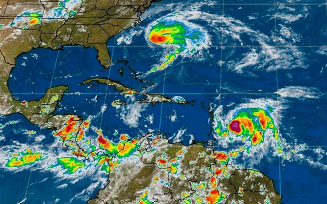 Por hurac n mar a elevan nivel de alerta en puertos de - Puerto rico huracan maria ...
