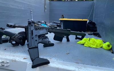 Usaron armas de alto poder como rifle Barrett en ataque a García ...