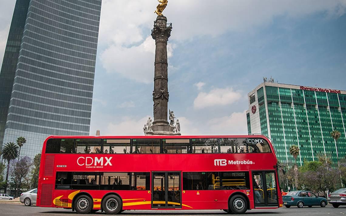 Como transportarte en CDMX