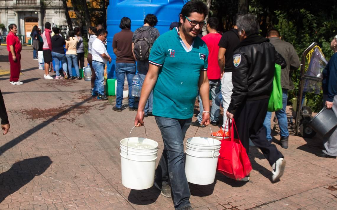 Azcapotzalco Y La Gam Se Quedarán Sin Agua Este Fin De