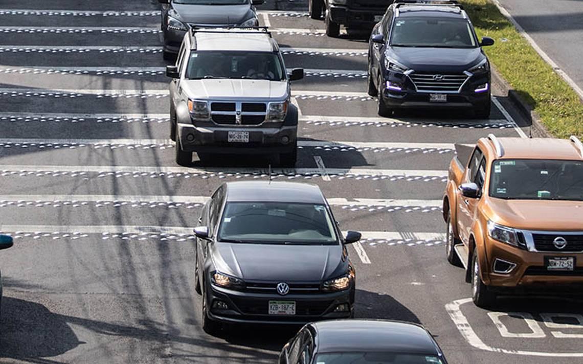 Reinician Los Trámites De Control Vehicular El Sol De México