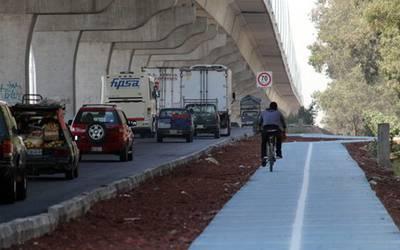 Autopista México-Puebla se queda sin ciclovía para poder ser ampliada - El  Sol de México