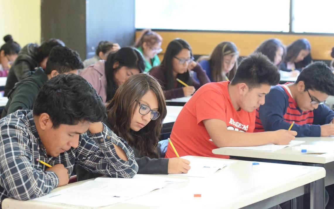 Reprograman el examen de admisión a la UAEM - El Sol de México