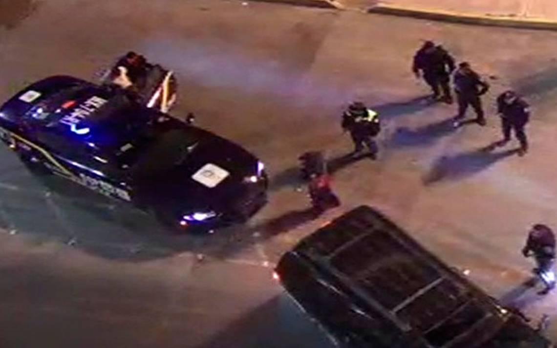 Reportan a hijo de alcalde entre detenidos por herir a joven