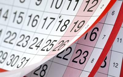 Dias Festivo Calendario 2020 Mexico.Ya Planeaste Tus Vacaciones Para Este 2019 Estos Seran Los