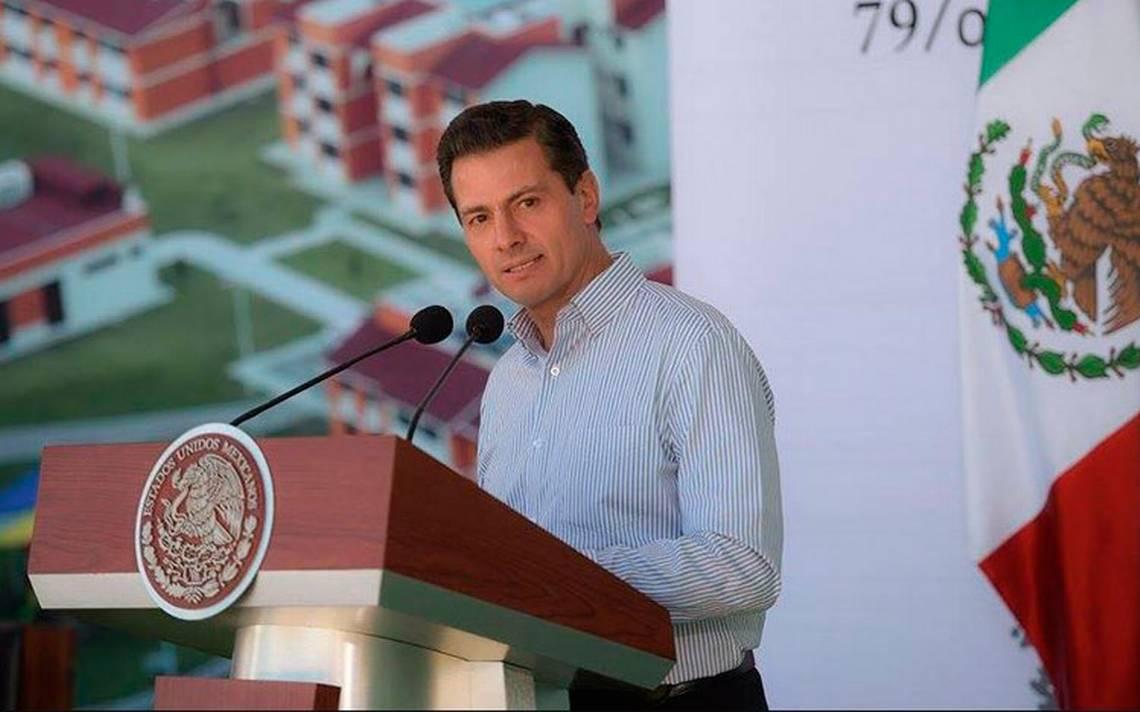 Perdonar a delincuentes es traicionar a México: Peña