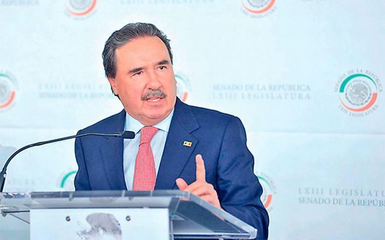PRI, listo para nombrar titulares en fiscalías: Gamboa